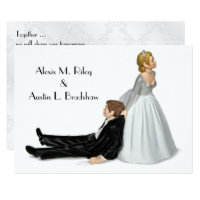 Wedding Humor Invitation