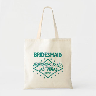 WEDDING In Fabulous Las Vegas BRIDESMAID Bag. Tote Bag