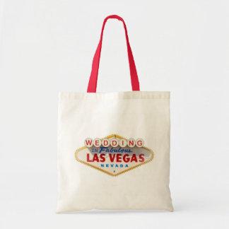 WEDDING In Fabulous Las Vegas Keepsake Tote Bags