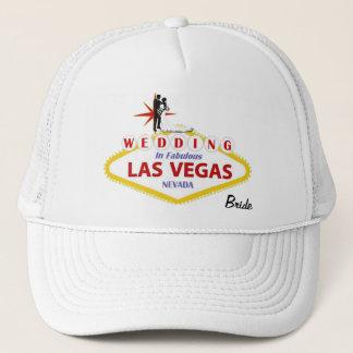 Wedding In Las Vegas BRIDE Cap
