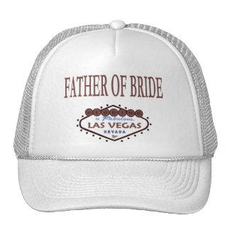 WEDDING In Las Vegas Father of Bride Cap Trucker Hat