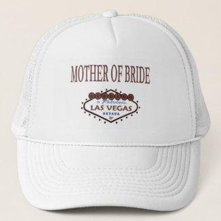 WEDDING In Las Vegas Mother of Bride Cap