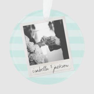 Wedding Instagram Photo Retro frame Custom Text