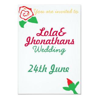 Wedding Invertation Card