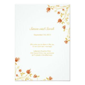 Confederation park wedding invitations