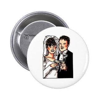 Wedding Invitation 8 Pin