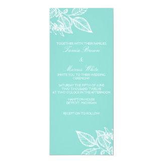 Wedding Invitation | A Leaftime |tur