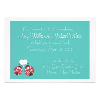 Wedding Invitation - Casual
