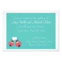 Wedding Invitation - Casual
