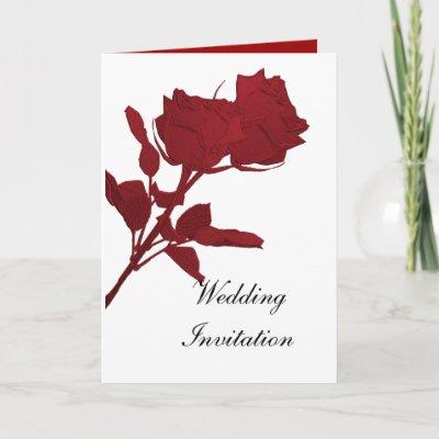 wedding invitation free template