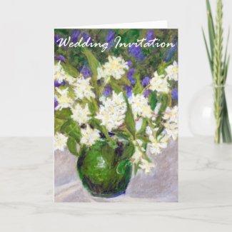 Wedding Invitation (formal) card