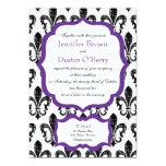 Wedding Invitation | New Orleans | Purpl Alternate