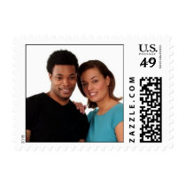 Wedding Invitation Photo Postage