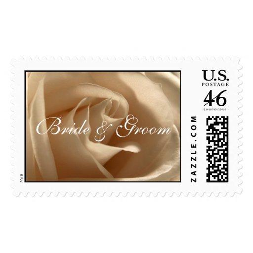 Wedding Invitation Postage Stamp Zazzle