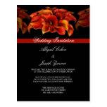 Wedding Invitation Postcards