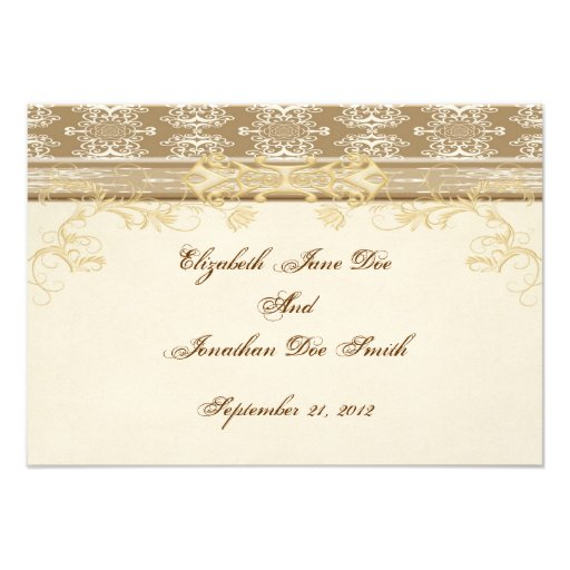 wedding invitation rsvp card 3 5 x 5 invitation card zazzle