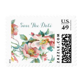 wedding invitation, save the date ...edit text postage