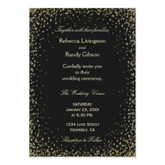 Night Wedding Invitations with beautiful invitations example