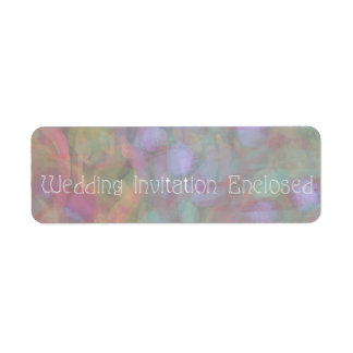 Wedding Invitation Sticker