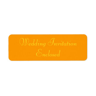 Wedding Invitation Stickers Custom Return Address Labels