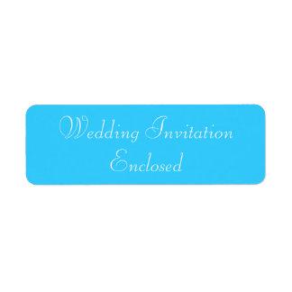 Wedding Invitation Stickers Return Address Labels
