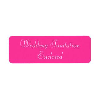 Wedding Invitation Stickers Labels