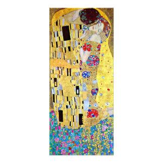 Wedding Invitation The Kiss by Gustav Klimt Custom Invitation