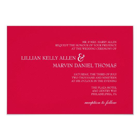 Wedding Invitation   They  mapnkw