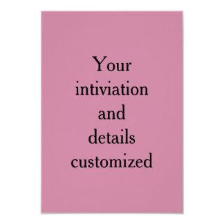 Wedding Invitation with handcrafted artist design