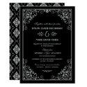 Wedding Invitations | Art Deco Style (<em>$2.01</em>)