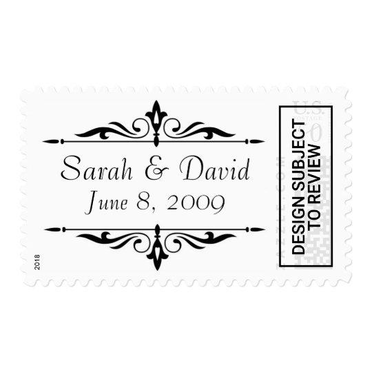 Postage For Wedding Invitations: Wedding Invitations Postage Stamp