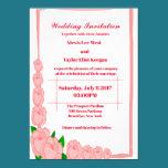 Wedding Invite Floral