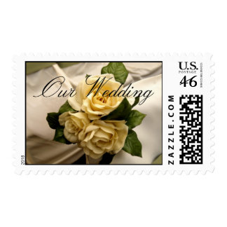Wedding invite postage
