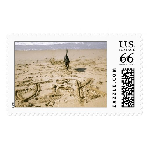 Wedding Invite Stamp