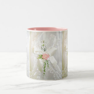 Wedding Joy_ Two-Tone Coffee Mug