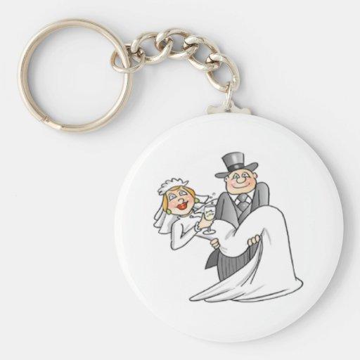 Wedding Keychain
