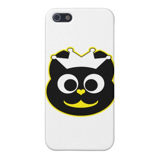 Wedding Kitty Yellow Case For iPhone 5