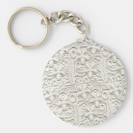 Wedding Lace Keychain