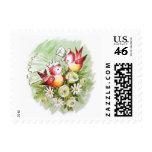 Wedding Love Birds Postage Stamp