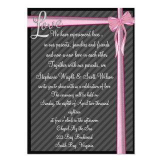 Wedding Love Invitation
