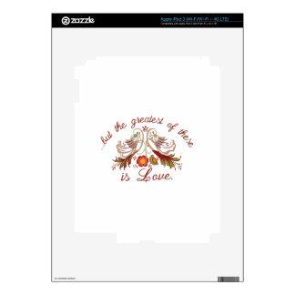 Wedding Love iPad 3 Decals