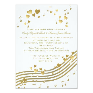 Wedding Love Song Card