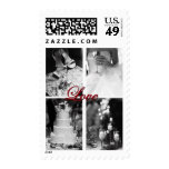 Wedding Love stamps