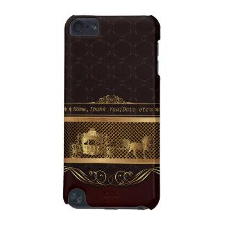 Wedding Luxury Golden iPod Touch 5 Case