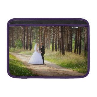 wedding MacBook air sleeve