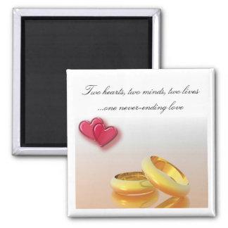 Wedding Magnet