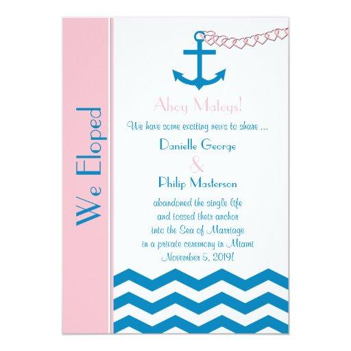 elopement invitations