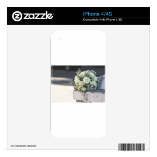 Wedding Marriage gifts for Bride Skin For iPhone 4S