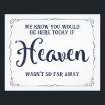 "wedding memorial sign, remembrance, navy photo print<br><div class=""desc"">wedding memorial sign,  remembrance,  navy wedding favor sign</div>"