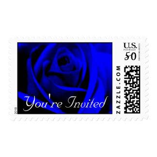 Wedding: Midnight Blue - postage